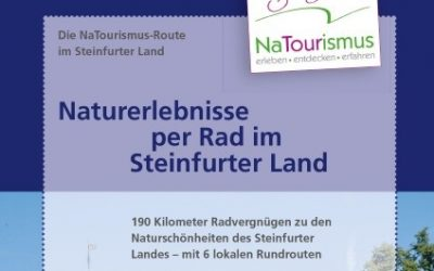 NaTourismus-Routen Steinfurter Land eröffnet!